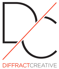 Diffract Creative Logo
