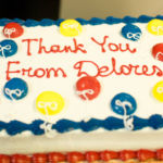 Thank you. From, Delores.